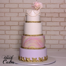 4-tier-modern-wedding-cake