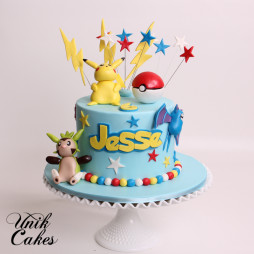 POkemon cake (1)