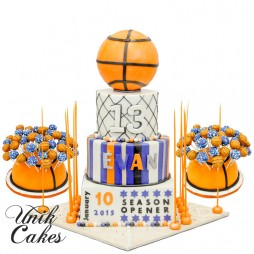 bar-mitzvah-basketball-themed-cake-and-cake-pops