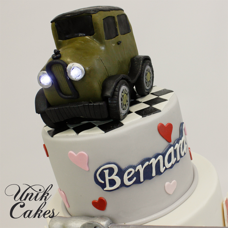 Cake For Bernard