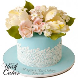 birthday-cake-with-lace-and-flowers