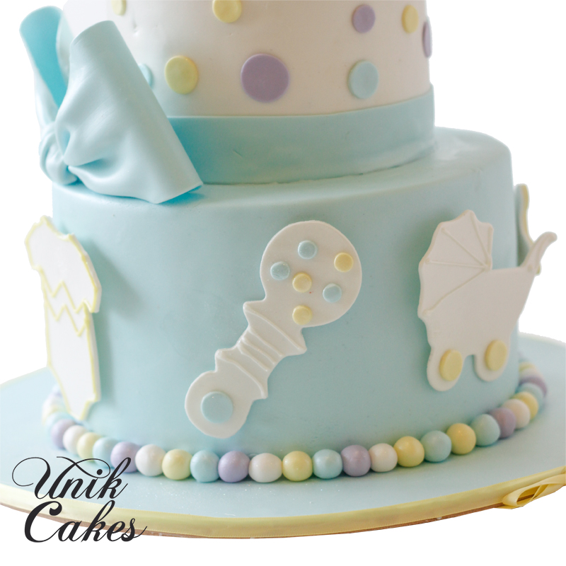 Baby Welcome Cake Images : Unik Cakes Wedding & Speciality Cakes Pastry Shop
