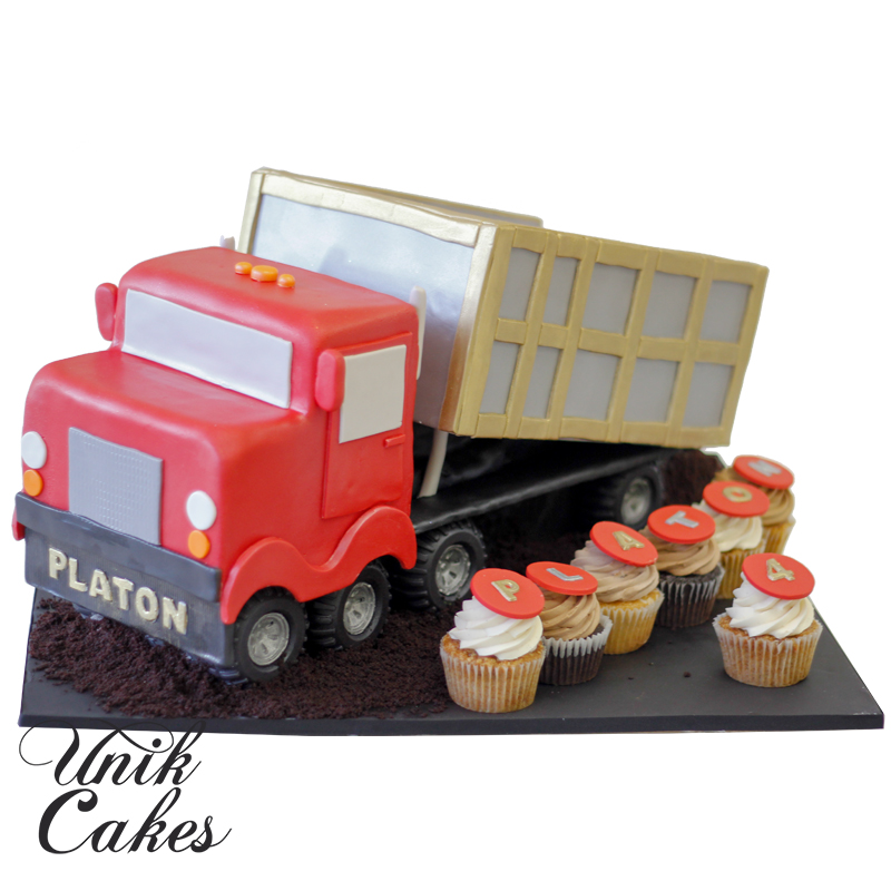 dump truck wedding cake toppers unik cakes wedding amp speciality cakes pastry shop 13783